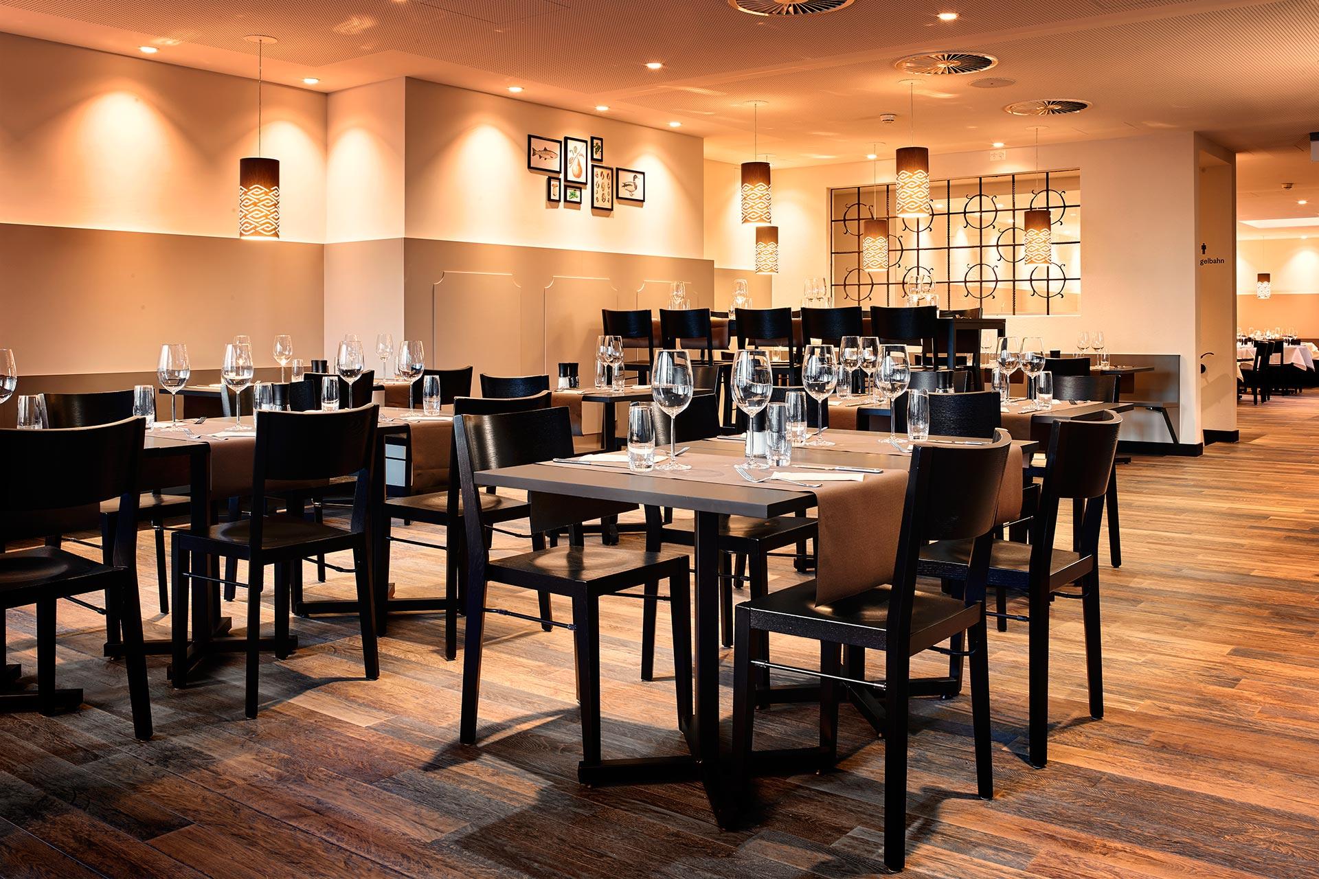 Restaurant for Gastronomie innenarchitektur